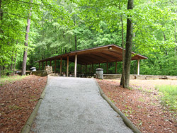 the group picnic facility