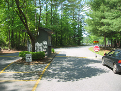 Lake Allatoona, Victoria Park entrance booth